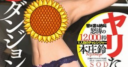 【STARS-084】无拘无束地调教 本庄铃