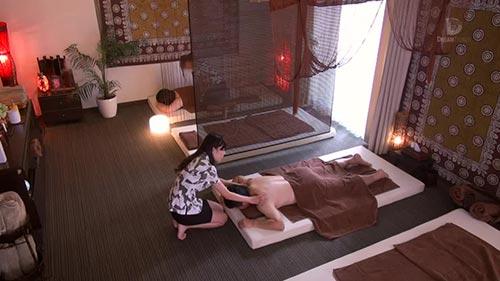 【CMD-014】诱惑按摩沙龙 白石铃(白石りん)