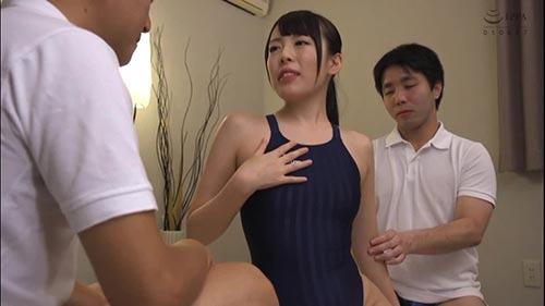 【FSET-728】穿着游泳衣的女子 黑木郁美(黒木いくみ)