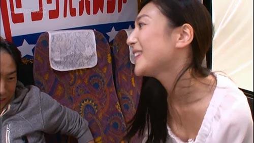 【SDEN-022】无限制绝林巴士旅行 桐谷茉莉和古川伊织