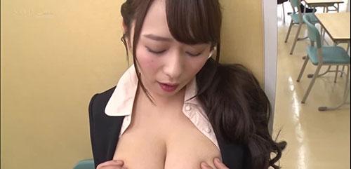 【STAR-905】耳边耳语着的诱惑女教师 白石茉莉奈