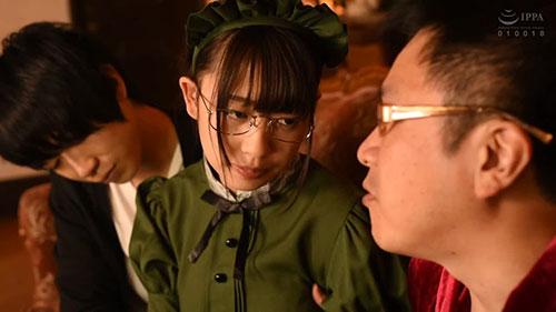 【HODV-21319】三田家的专用女仆 三田杏