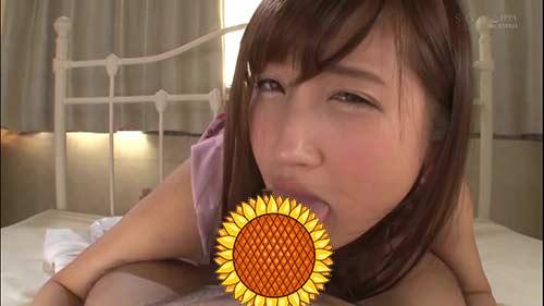 【STAR-906】不停地舔着舌头的唾液 榎本美咲