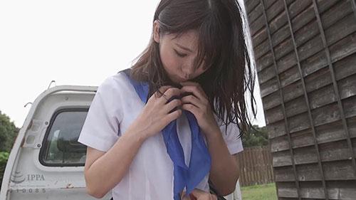 【T-28548】夏末和侄女一起旅行 水原乃亚