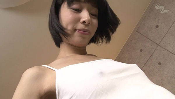 【GVG-662】害羞的无胸罩贫乳女子 まなかかな