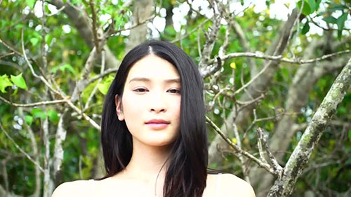 【REBDB-328】Suzu First movement 本庄铃