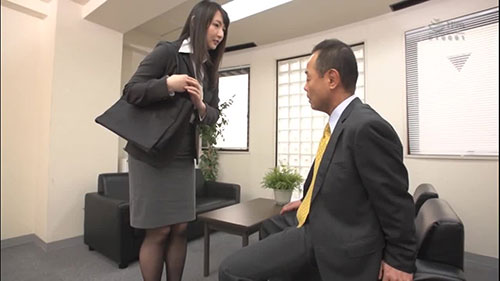 【HBAD-426】29岁女企业家的柔软肌肤 二阶堂百合(二階堂ゆり)