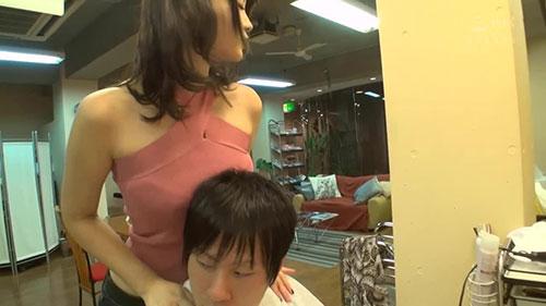 【CMD-021】诱惑美容室 妃月留衣(妃月るい)
