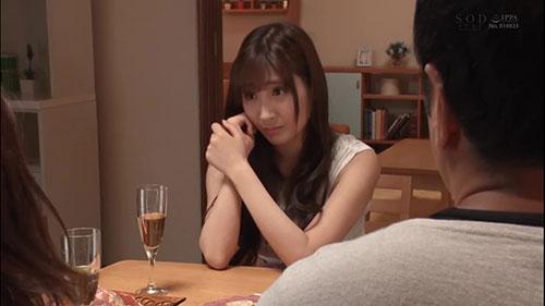 【STAR-989】被来住宿两天一夜的妻子的朋友诱惑 榎本美咲