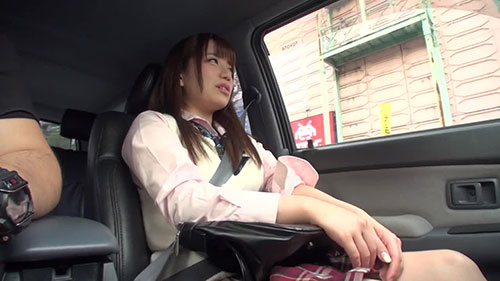 【ZEX-366】和叔叔一起加油的制服美少女 初美铃(初美りん)