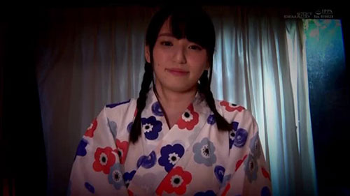 【SDAB-077】19岁的美女与叔叔交换接吻 野野原荠(野々原なずな)