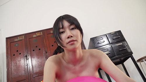 【REBDB-357】Ena body feels ecstasy・植村惠名