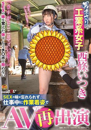 【SDAM-009】工业系女子 西條いつき