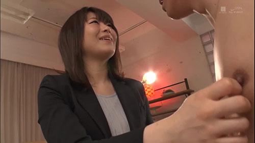 【KMHR-074】献身的老师 古贺松菜(古賀まつな)